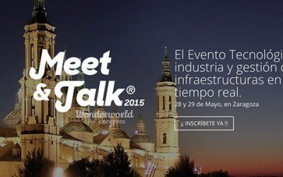 "Meet&Talk Wonderworld Congress 2015: Un paso más en el ""real time management"""