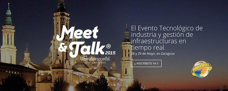 Meet&Talk Wonderworld Congress 2015: Un paso más en el «real time management»