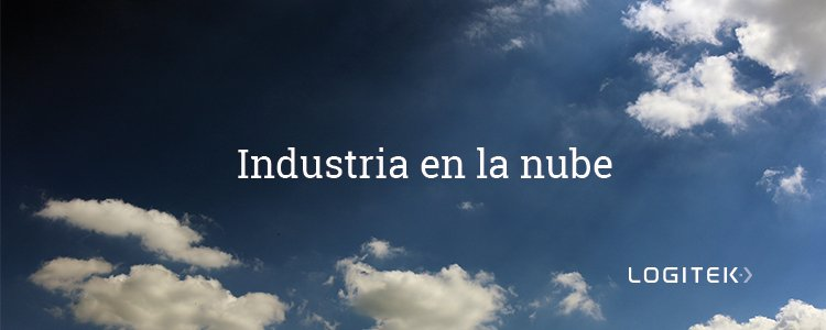 industria en el cloud computing