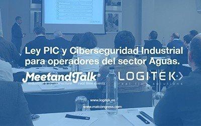 Jornada Ley PIC y Ciberseguridad Industrial para operadores del sector Aguas