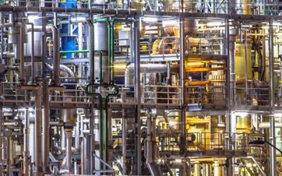 Retos actuales de la producción en la Industria Química