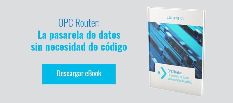 Pasarela de pagos sin código OPC Router